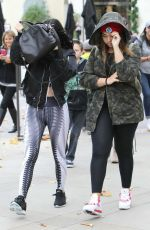 Kylie Jenner O&A In Calabasas