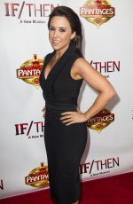 Lacey Chabert At If/Then Premiere In Hollywood