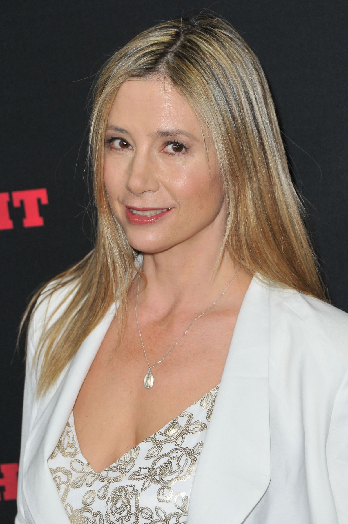 Mira Sorvino At Premie...