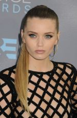 Abbey Lee Kershaw At 21st Annual Critics