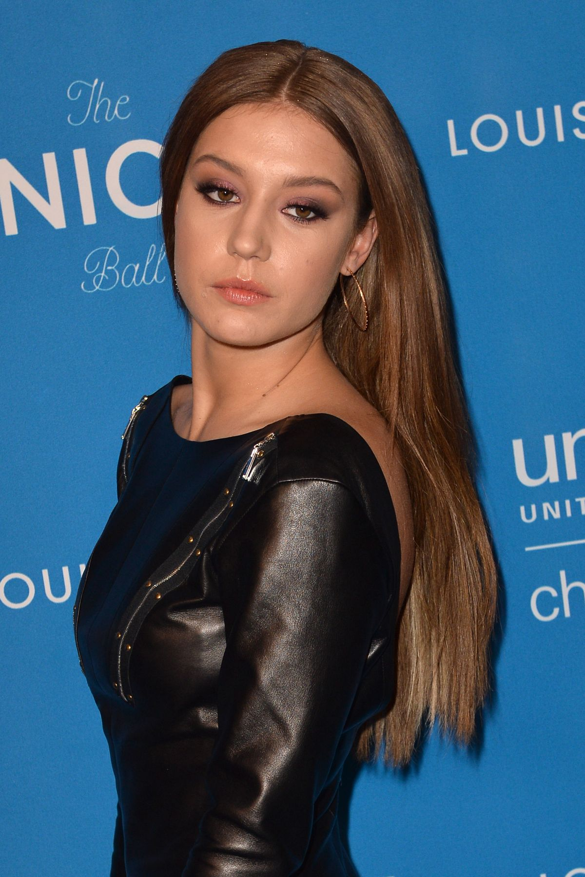 Adèle Exarchopoulos At The Sixth Biennial Unicef Ball In Beverly Hills