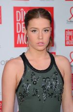 Adele Exarchopoulos At The Sidaction Gala Dinner 2016