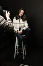 Alison Brie At Hollywood Reporter Sundance Portraits 2016