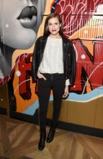 Allison Williams At VANDAL Grand Opening In NYC