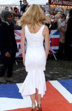 Amanda Holden At Britain