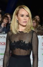 Amanda Holden At National Television Awards 2016 In London