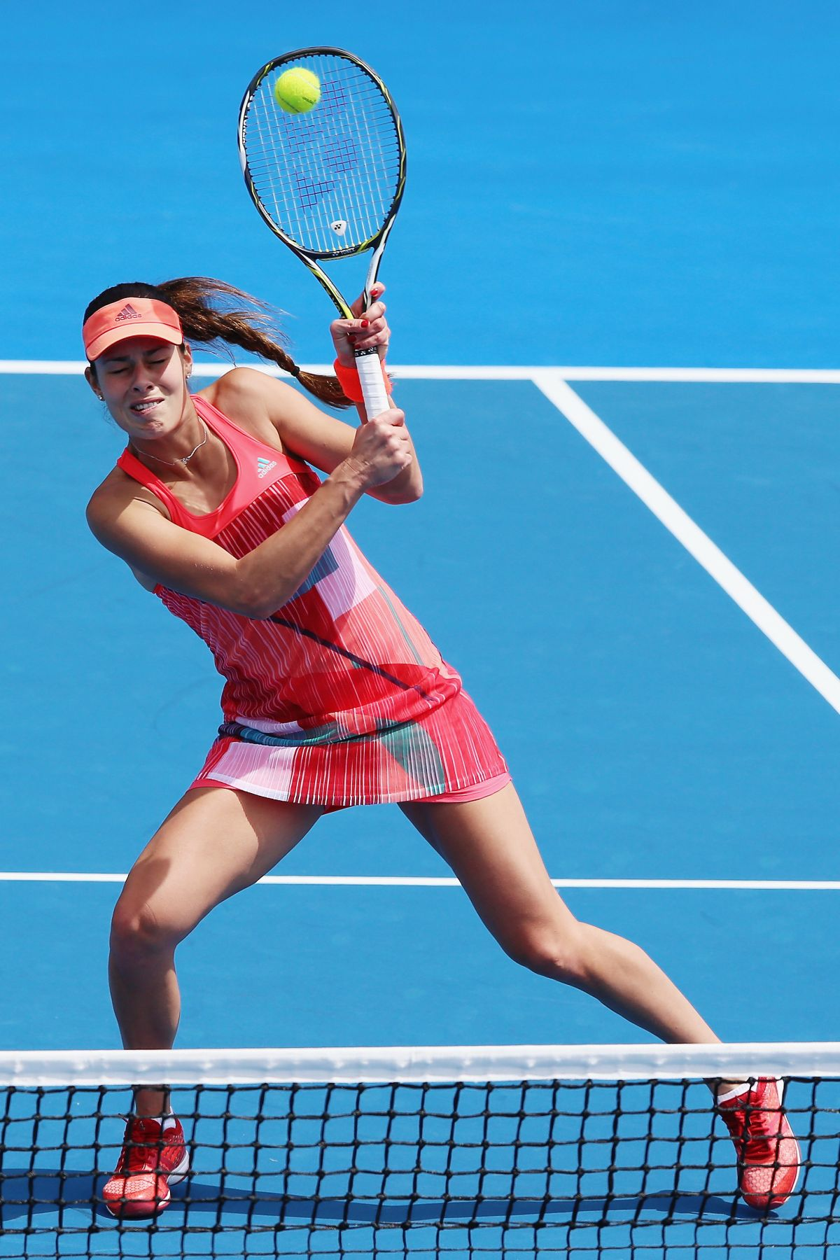 Ana Ivanovic At 2016 ASB Classic In Auckland