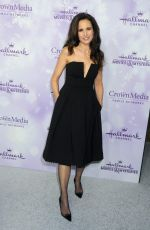 Andie MacDowell At Hallmark Channel Party At The Winter TCA Tour
