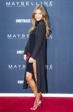 Ann-Kathrin Brommel At MAYBELLINE NY Make-Up Runway During MBFW In Berlin