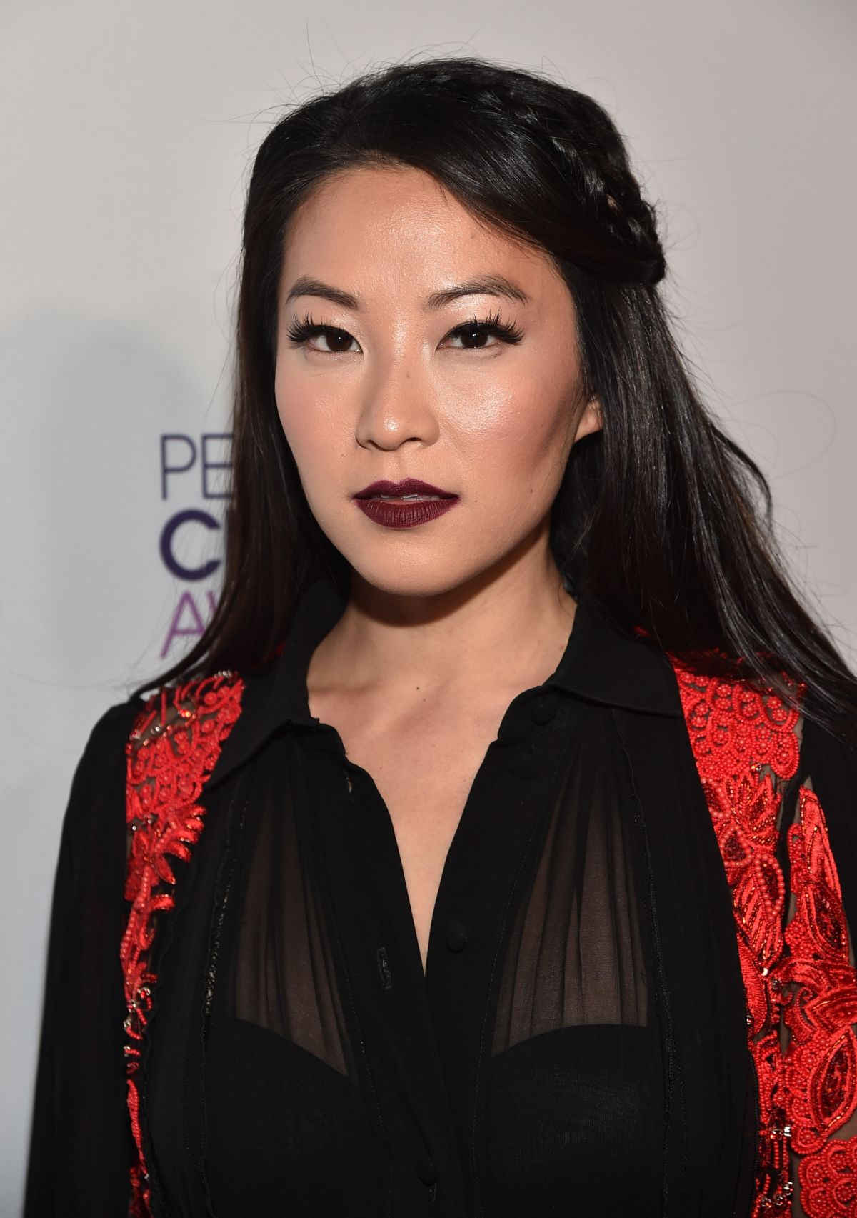 Arden Cho At DailyMail