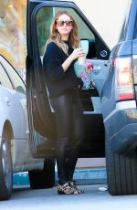 Ashley Tisdale Out & About In Studio City