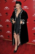 Bai Ling Arrives At The
