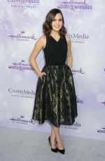 Bailee Madison At Hallmark Channel and Hallmark Movies and Mysteries Winter 2016 TCA Press Tour In California