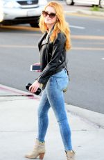 Bella Thorne Out In Encino