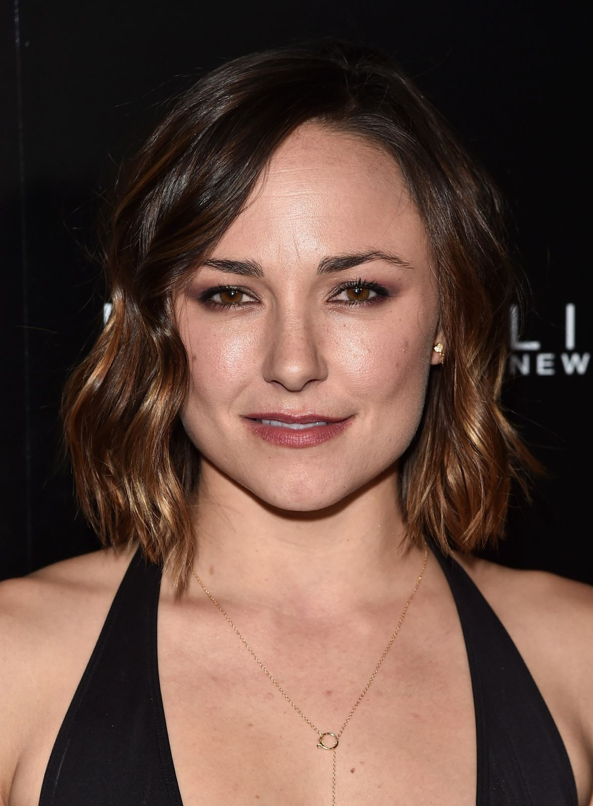 Briana Evigan At EW Celebration Honoring The Screen Actors Guild Awards Nominees In LA