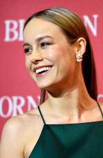 Brie Larson At 27th Annual Palm Springs International Film Festival Awards Gala