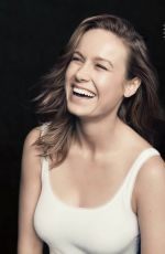 Brie Larson In The Hollywood Reporter Magazine January 2016