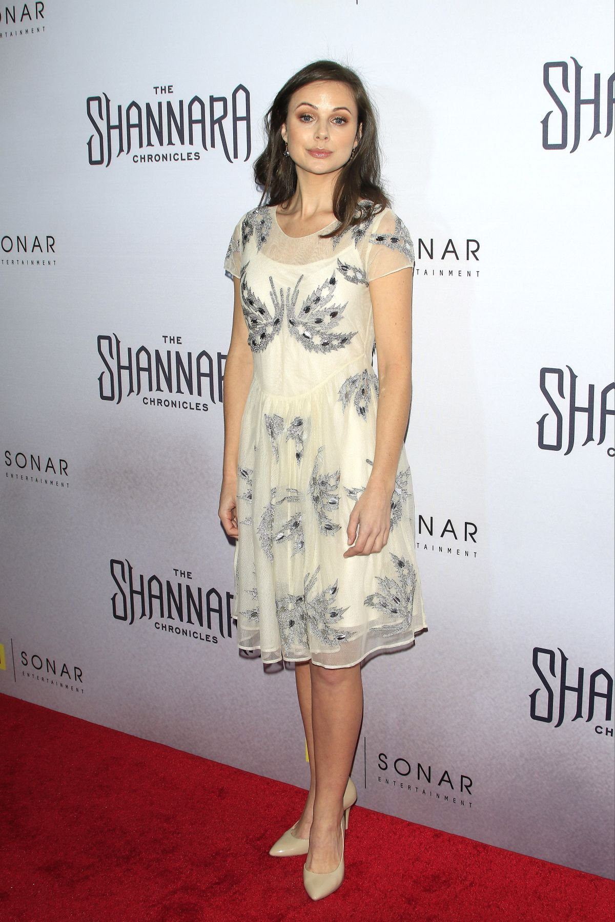 Brooke Williams At The Shannara Chronicles Premiere Party In LA