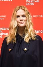 """Brooklyn Decker At """"Lovesong"""" Premiere During The 2016 Sundance Film Festival"""