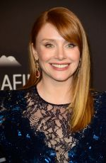 Bryce Dallas Howard At InStyle and Warner Bros. 73rd Annual Golden Globe Awards Post-Party