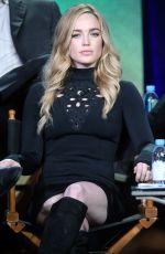 Caity Lotz At 2016 Winter TCA Tour Day 6 In Pasadena