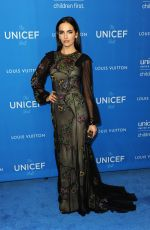Camilla Belle At 6th Biennial UNICEF Ball In Beverly Hills