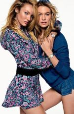 Candice Swanepoel In Juicy Couture S/S 2016