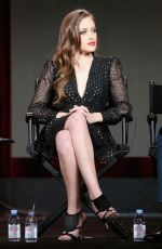 Carly Chaikin At 2016 Winter TCA Tour Day 10 In Pasadena
