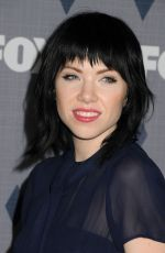 Carly Rae Jepsen At Fox TCA Winter 2016 All-Star Party In Pasadena