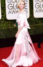 Cate Blanchett At 73rd Annual Golden Globe Awards In Beverly Hills