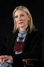 Cate Blanchett At American Cinematheque
