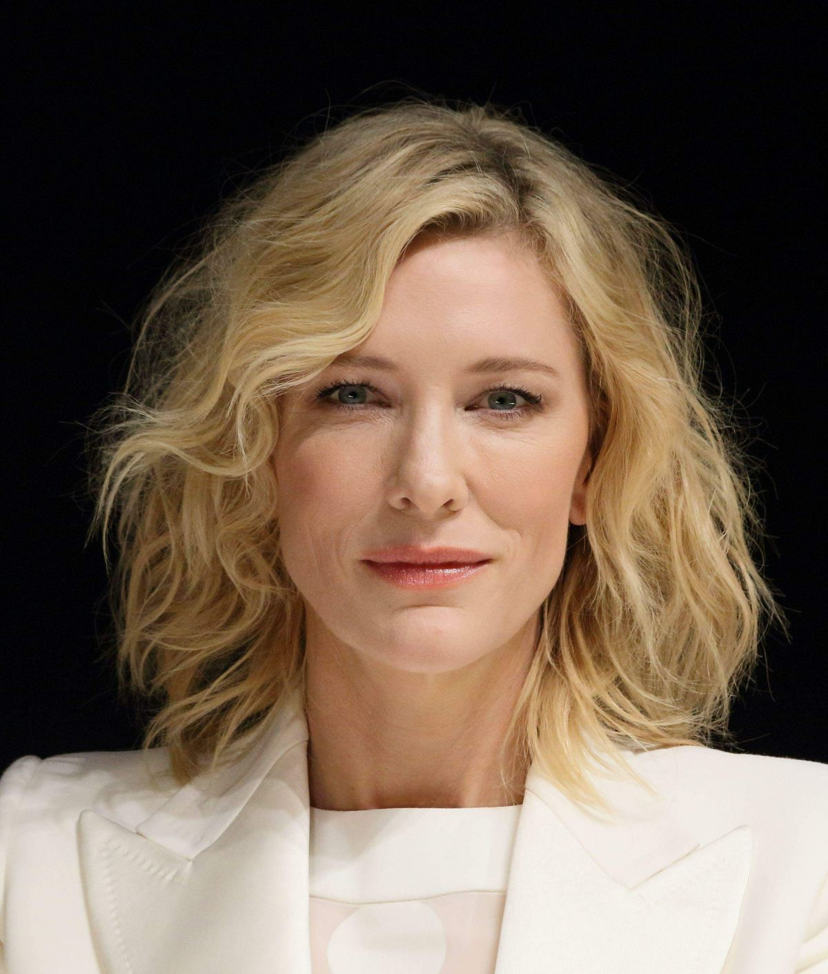 Cate Blanchett At SK-II Change Destiny Campaign Launch In ... Cate Blanchett