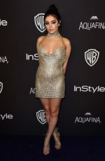 Charli XCX At InStyle And Warner Bros. Golden Globe Awards Post-Party