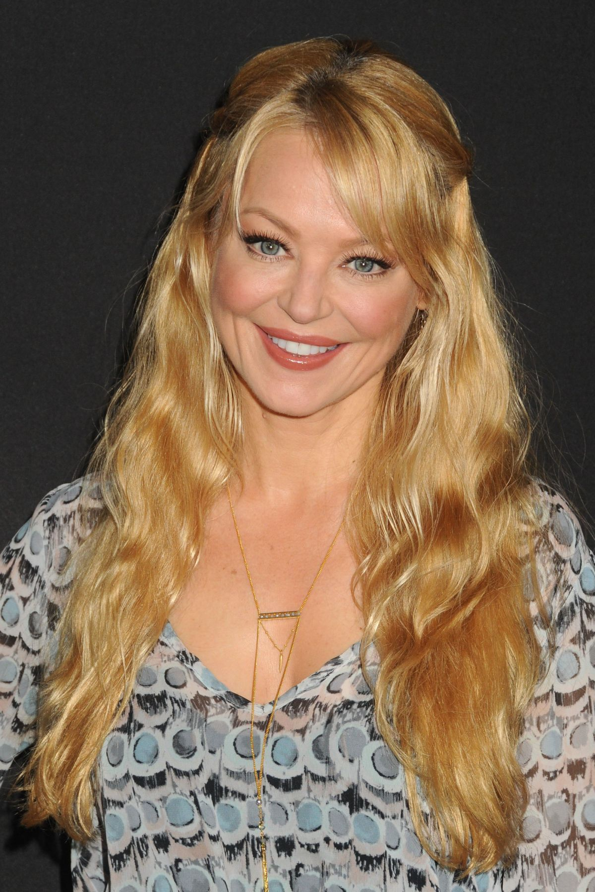 "Charlotte Ross At ""Fifty Shades of Black"" Premiere In Los Angeles"