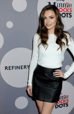 Cher Lloyd At Minnie Mouse Rocks The Dots Art And Fashion Exhibit