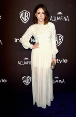 Chloe Bennet At InStyle And Warner Bros. Golden Globe Awards Post-Party