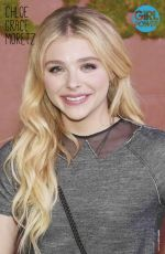 Chloe Grace Moretz In Girl Power February 2016