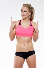 Chloe Madeley In Workout Photoshoot Jan 2016