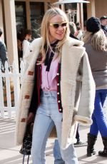 Chloe Sevigny Out In Park City