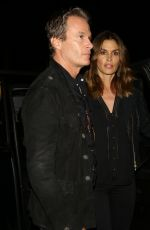 Cindy Crawford Out In Hollywood
