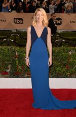 Claire Danes At 22nd Annual Screen Actors Guild Awards at Shrine Auditorium In LA