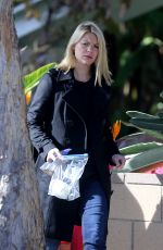 Claire Danes Out In Venice Beach
