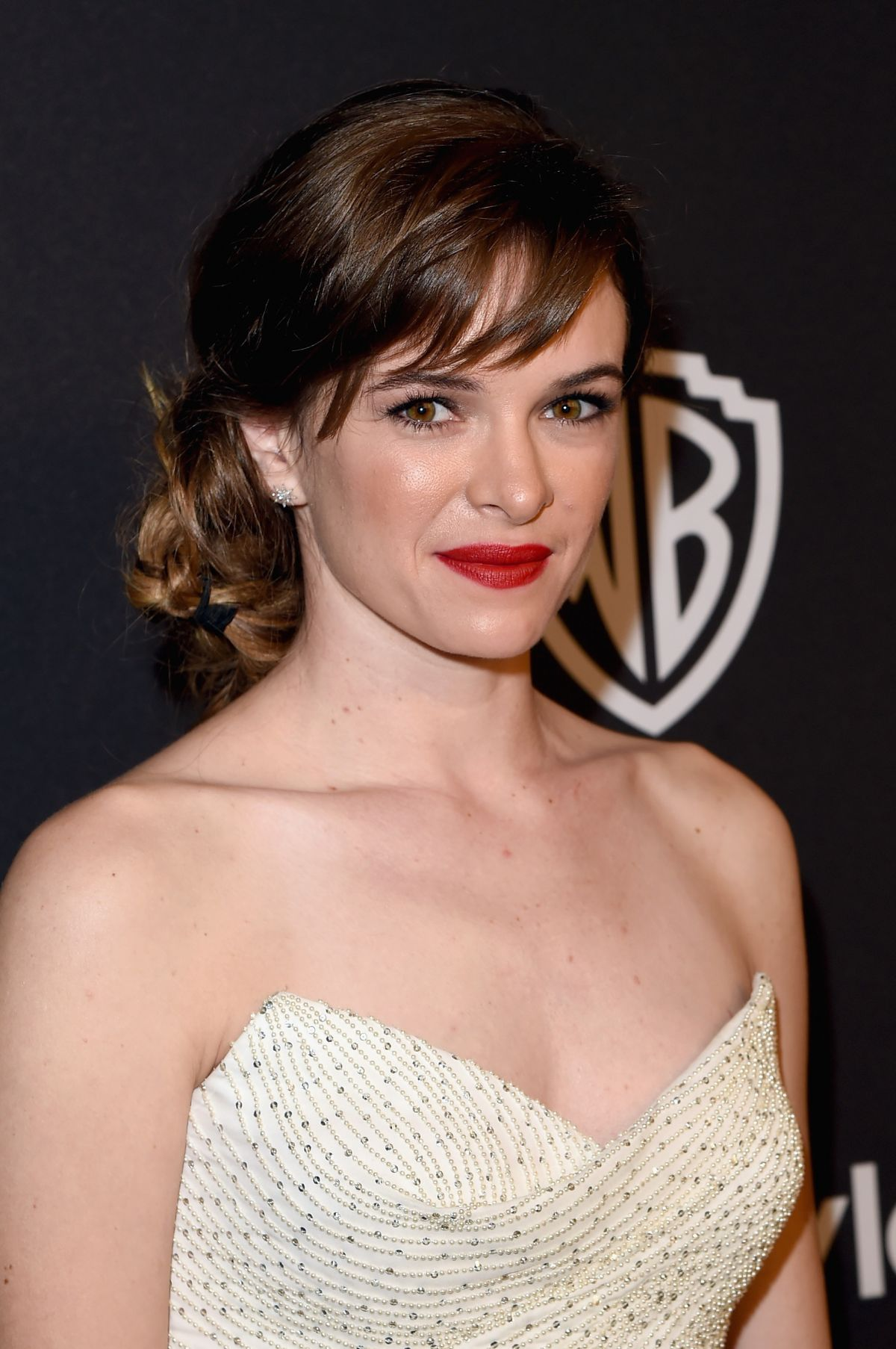 Danielle Panabaker At InStyle And Warner Bros. Golden Globe Awards Post-Party