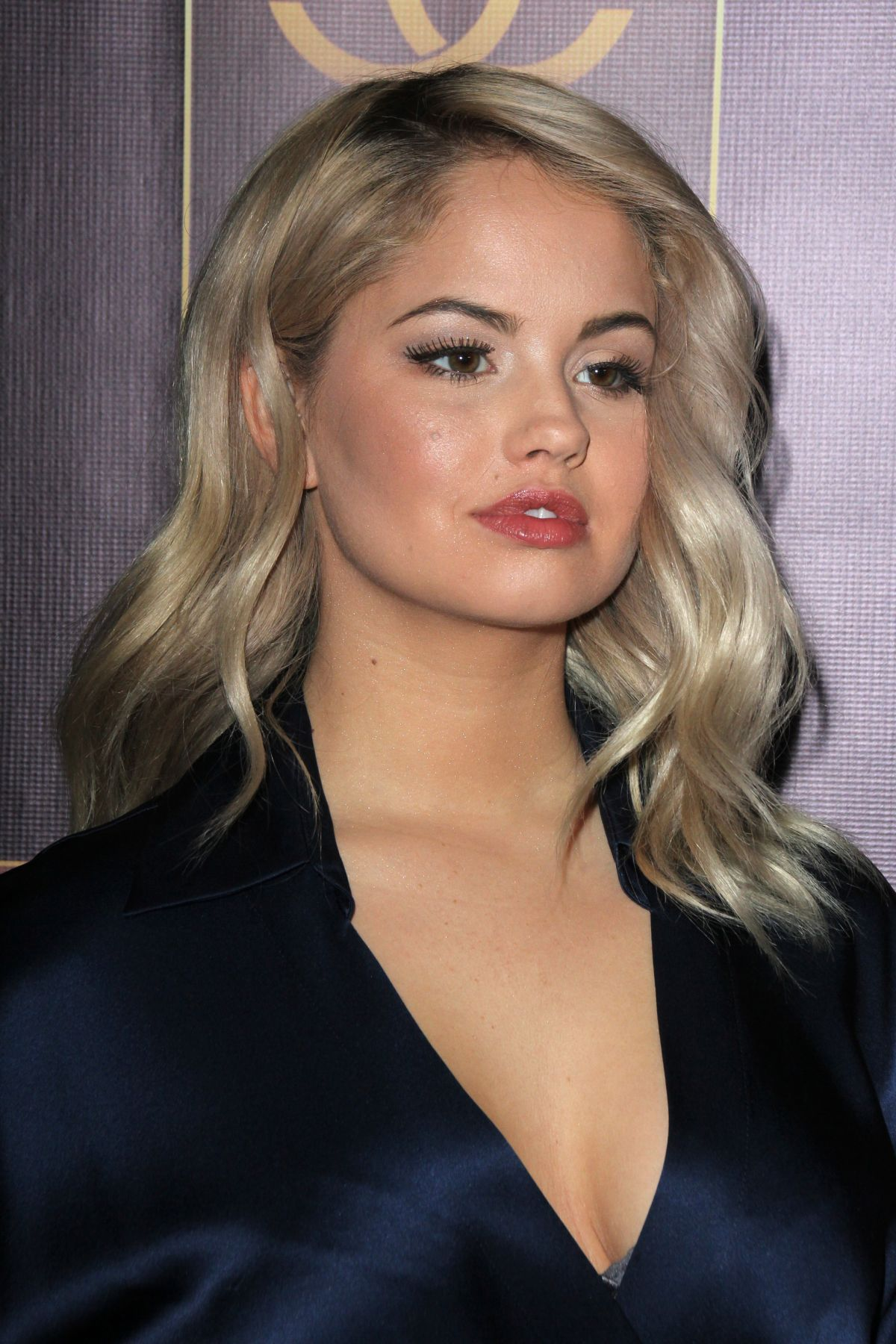 Debby Ryan At The Celebrity Experience With Debby Ryan In ...