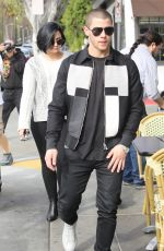 Demi Lovato Out With Nick Jonas In Los Angeles