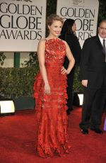 Dianna Agron At 69th Annual Golden Globe Awards In Beverly Hills