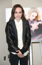Ellen Page Attends A Photocall For