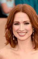 Ellie Kemper At 22nd Annual Screen Actors Guild Awards In Los Angeles