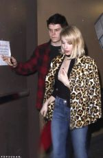 Emma Roberts Leaving