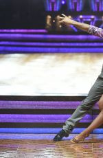 Frankie Sandford At Strictly Come Dancing